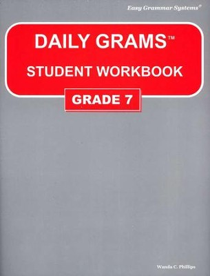 Daily Grams Grade 7 Workbook   -     By: Wanda Phillips
