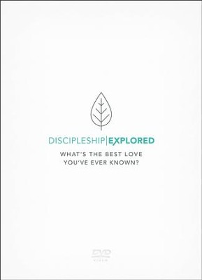 Discipleship Explored DVD  -     By: Barry Cooper