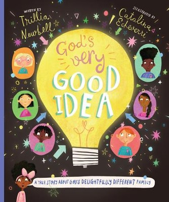 God's Very Good Idea  -     By: Trillia Newbell