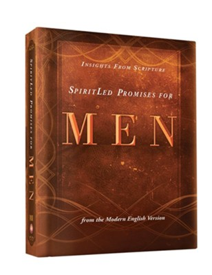 SpiritLed Promises for Men    -     By: Passio