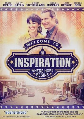 Welcome to Inspiration, DVD   -