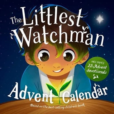 The Littlest Watchman - Advent Calendar  -     By: Alison Mitchell