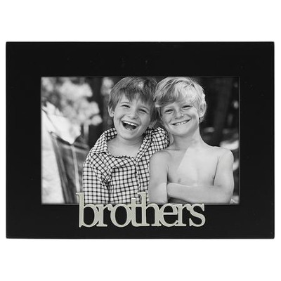 Brothers Photo Frame  -