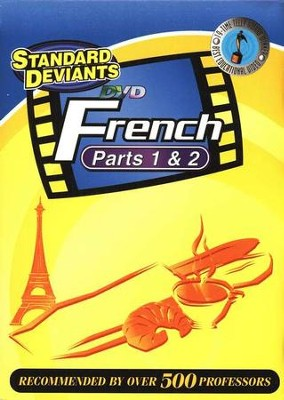 French DVD 2-Pack (French 1, French 2)   -