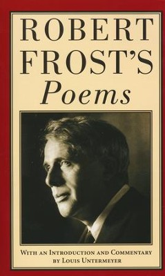 Robert Frost's Poems  -     By: Robert Frost