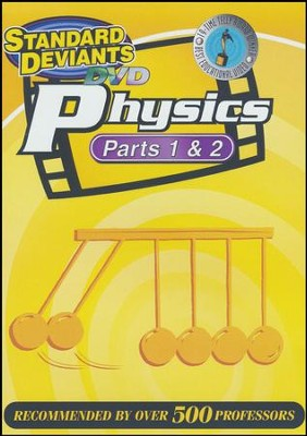 Physics DVD 2-Pack (Physics 1, Physics 2)   -