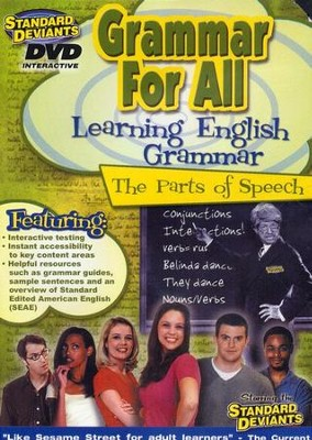 Grammar For All (English Grammar 1), DVD   -