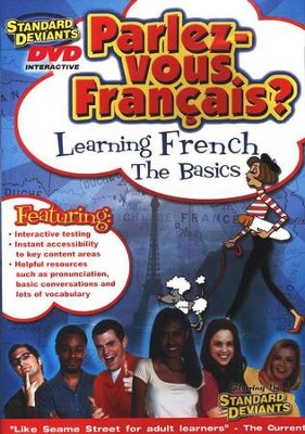 Parlez-vous Francais (French 1) on DVD   -
