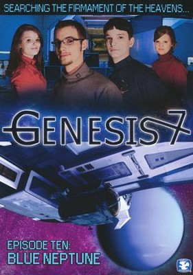 Genesis 7, Episode 10: Blue Neptune, DVD   -