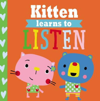 Playdate Pals Kitten Learns to Listen  -