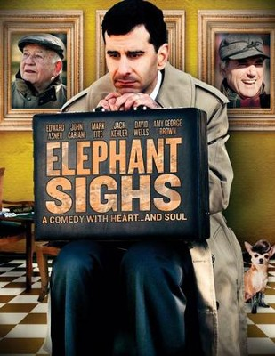 Elephant Sighs DVD   -