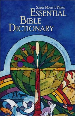 Saint Mary's Press Essential Bible Dictionary  -