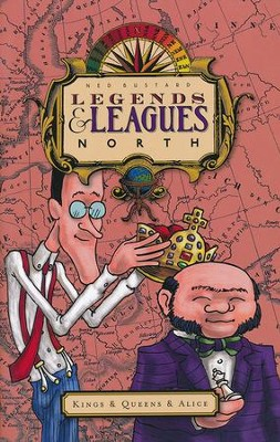Legends & Leagues North Storybook   -     By: Ned Bustard