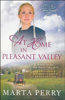 At Home in Pleasant Valley 3-in-1  -     By: Marta Perry