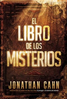 El Libro de los misterios, The Book of Mysteries  -     By: Jonathan Cahn