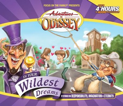 Adventures in Odyssey® 446: A Matter of Manners & The Seven Deadly Dwarves  [Download] -