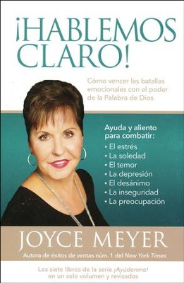 ¡Hablemos Claro!  (Straight Talk)  -     By: Joyce Meyer