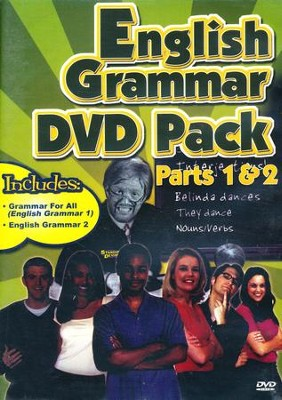 English Grammar DVD 2 Pack   -