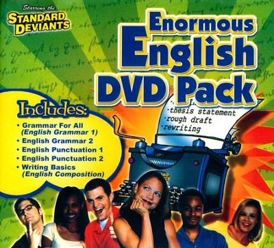 Enormous English DVD 5 Pack   -