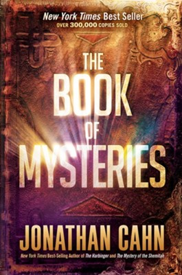 The book of mysteries jonathan cahn 9781629989419 christianbook the book of mysteries by jonathan cahn malvernweather