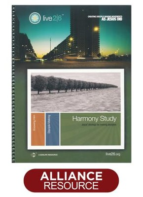 The Harmony Self Study: Discovering Jesus' Strategy for Making Disciples  -     By: Dann Spader