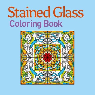 Stained Glass Coloring Book: Arcturas: 9781785990083 - Christianbook.com