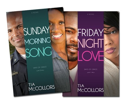 Days of Grace Series, Volumes 1 & 2  -     By: Tia McCollors