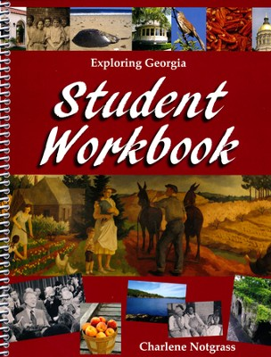 Exploring Georgia Student Workbook   -     By: Charlene Notgrass