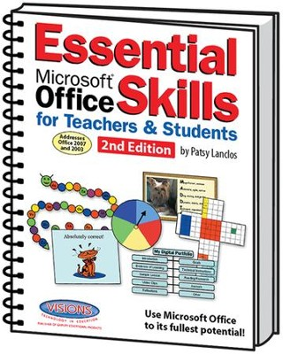 Essential Microsoft Office Skills for Teachers, 2nd Edition (2007)  -
