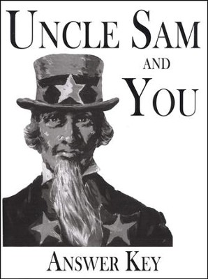Uncle Sam and You Answer Key   -