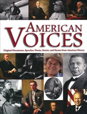 American Voices (Updated Edition)   -     By: Ray Notgrass