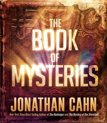 The Book of Mysteries--Unabridged MP3 CD   -     By: Jonathan Cahn