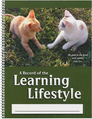 A Record of the Learning Lifestyle: Kittens Cover (Psalm 32:11)  -