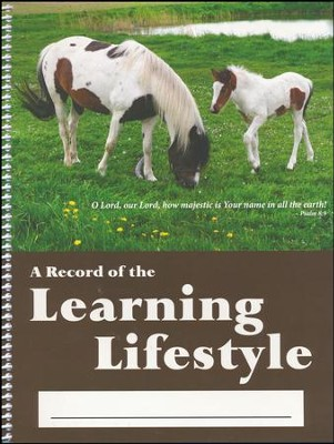 A Record of the Learning Lifestyle: Horse Design (Psalm 8:9)  -
