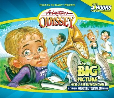 Adventures in Odyssey® 459: Slumber Party   [Download] -