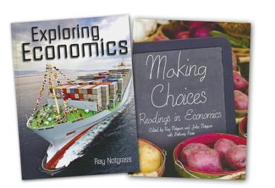 Exploring Economics Curriculum Kit (2016 Release)  -     By: Ray Notgrass