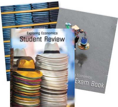 Exploring Economics Student Review Pack  -     By: Ray Notgrass
