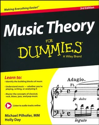 Music Theory For Dummies  -     By: Michael Pilhofer, Holly Day