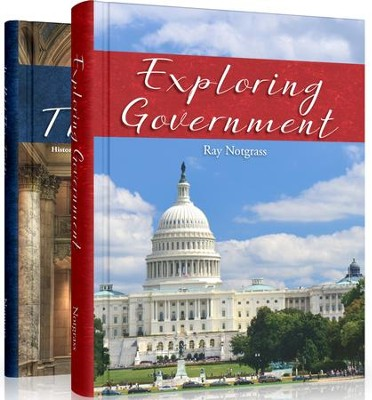Exploring Government, 2016 Updated Edition--Curriculum Kit   -     By: Ray Notgrass