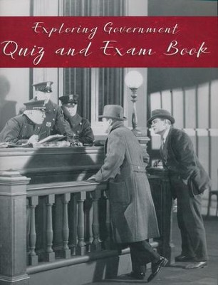 Exploring Government Quiz & Exam Book (2016 Updated Edition)  -     By: Ray Notgrass