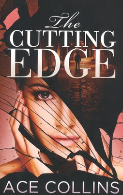 The Cutting Edge, Large Print  -     By: Ace Collins