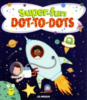 Super Fun Dot to Dots  -     By: Jo Moon