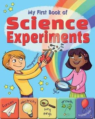 My First Book of Science Experiments  -     By: Thomas Canavan