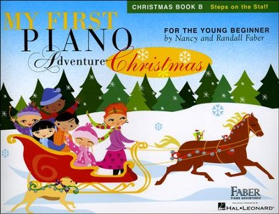 My First Piano Adventure-Christmas B   -