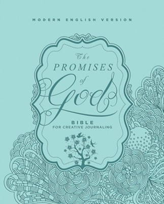 The Promises of God Bible for Creative Journaling,  Imitation Leather  -