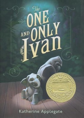 The One and Only Ivan   -     By: Katherine Applegate     Illustrated By: Patricia Castelao