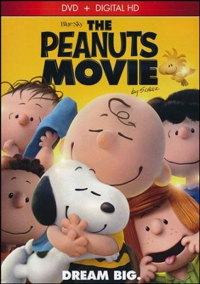 The Peanuts Movie, DVD   -