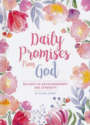 Daily Promises from God  -     By: Susan Jones
