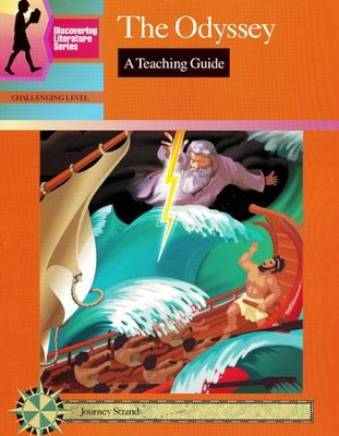 Discovering Literature: The Odyssey, Teaching Guide   -     By: Mary Elizabeth