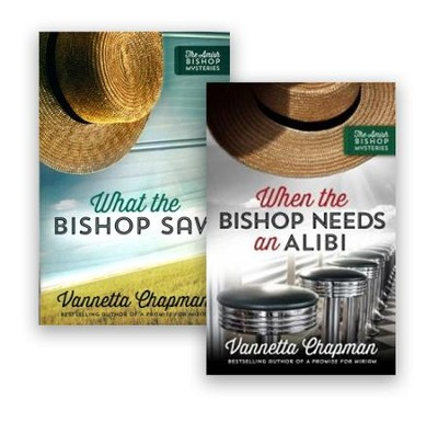The Amish Bishop Mystery Series, Volumes 1 & 2  -     By: Vannetta Chapman